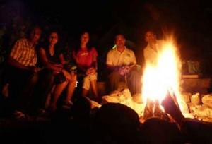 Arthur Carmazzi at DC Trainer Certification Campfire