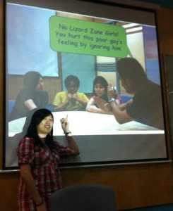 Sharing Session to Nurture Better Environments