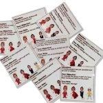 Posture Cards