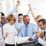 Successful businesspeople looking at the report and celebrating.   [url=http://www.istockphoto.com/search/lightbox/9786622][img]http://img543.imageshack.us/img543/9562/business.jpg[/img][/url]  [url=http://www.istockphoto.com/search/lightbox/9786738][img]http://img830.imageshack.us/img830/1561/groupsk.jpg[/img][/url]