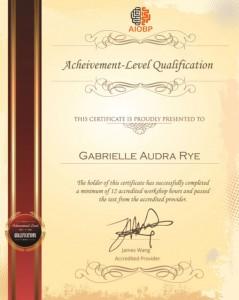Aiobp-Certification
