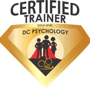 DC Psychology Certified Trainer Logo