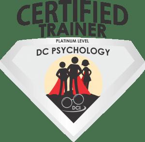 DC Psychology Certified Trainer Logo