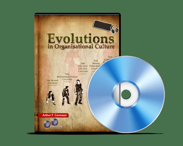 Organizational Culture Evolutions Audio