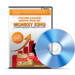 Organizational culture change monkey king Audio E-Book