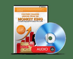 Culture Change Monkey King Audio