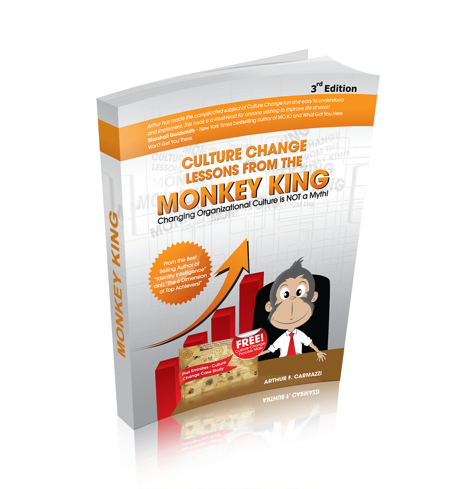 Organization Culture Change Monkey King Book