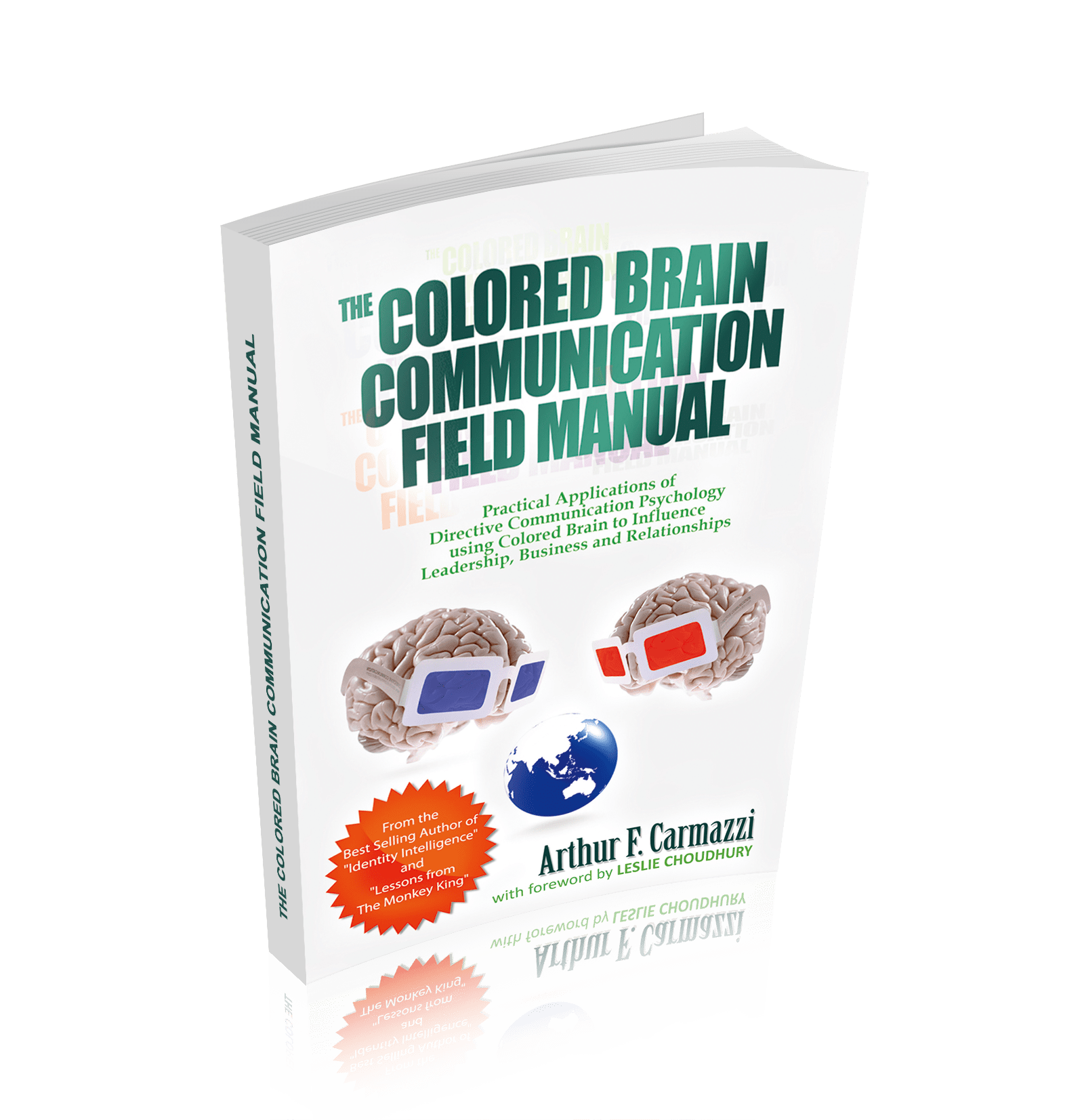 Colored Brain Communication Filed Manual Book