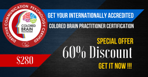 Colored Brain Practitioner Certification
