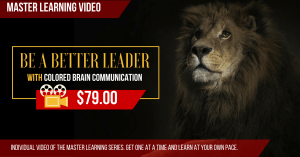 Colored Brain Be A Better Leader Master Learning Video