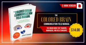 Colored Brain Communication Field manual Book