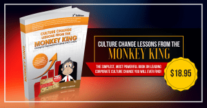 Organizational Culture Change Monkey King Book
