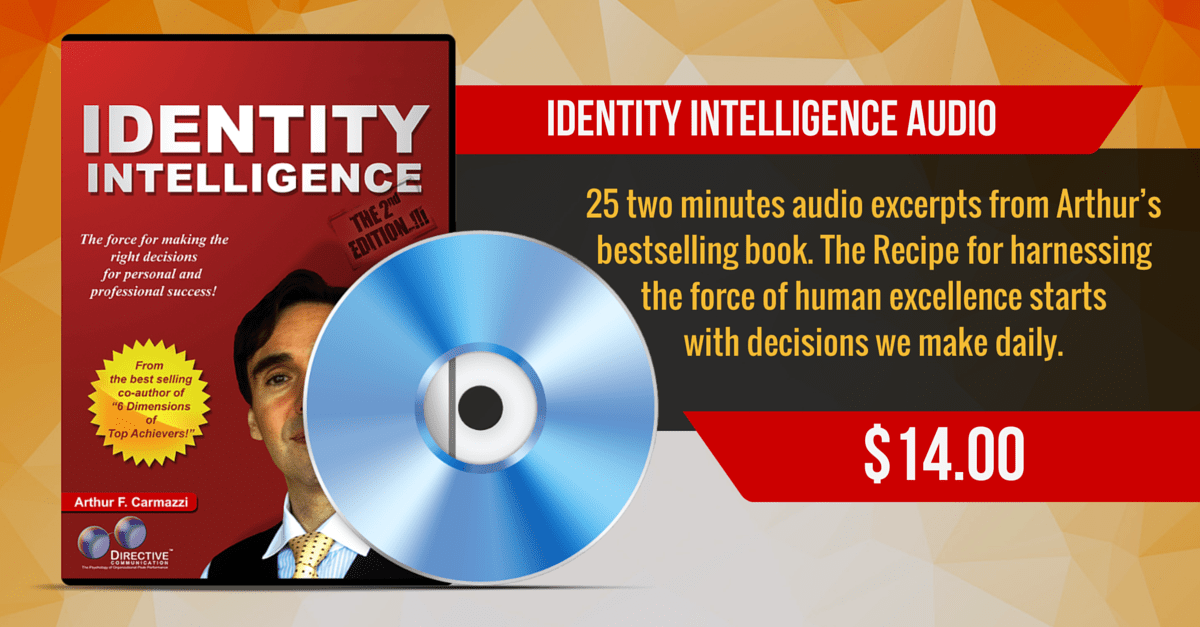 Leadership Development Identity Intelligence Audio