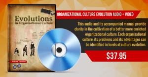 Organizational Culture Evolution Audio-Video