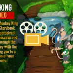 Monkey King Animated Story Video