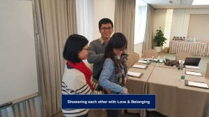 Organizational Culture Change with love and Belonging