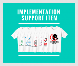 Directive Communication Implement Support Item