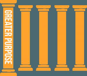 leading organizational change greater purpose