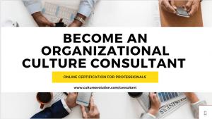 Certified Organizational Culture Consultant