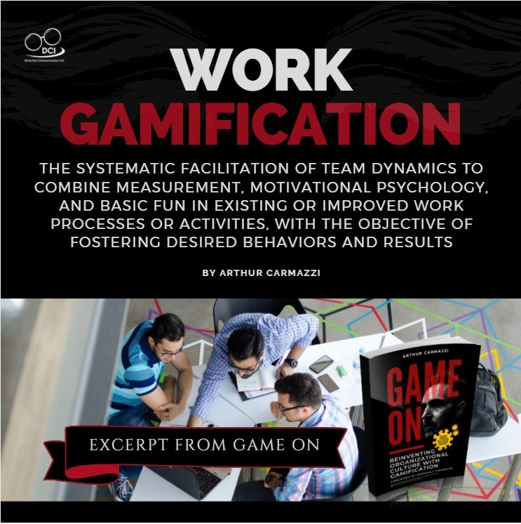 work gamification definition