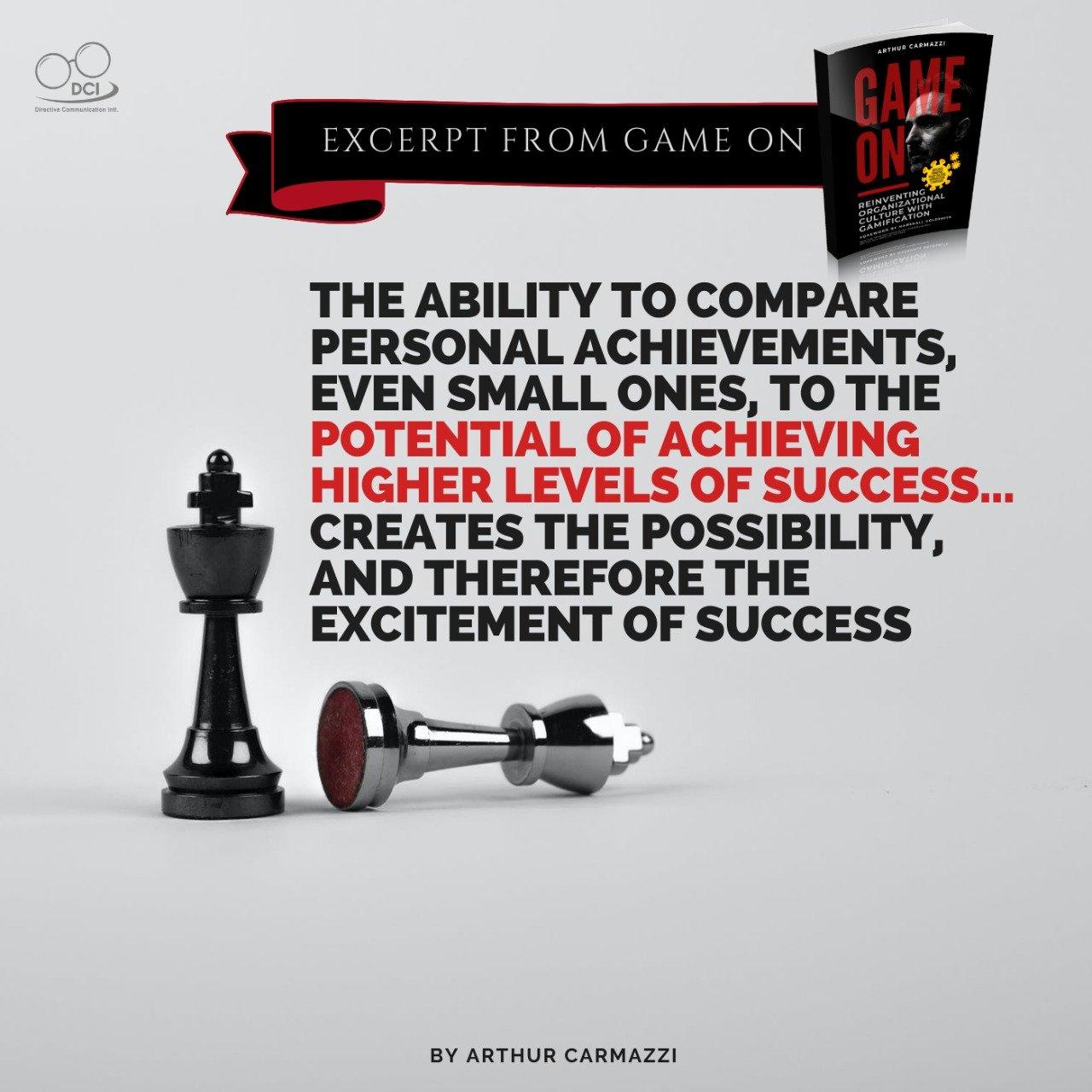 gamification achievement