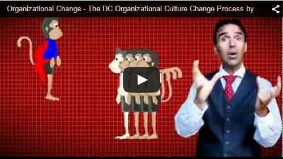Organizational Culture Change the DC way – New Video