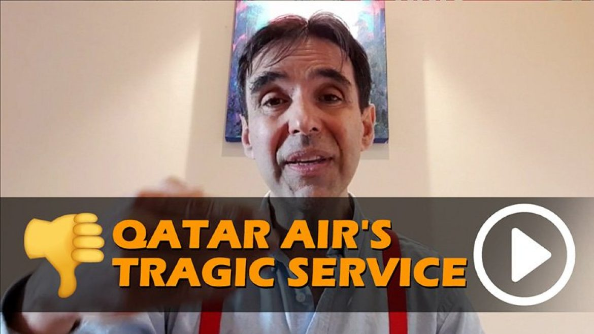 Knight's of Transformation: Qatar Air – when fans turn to protesters… a personal case study