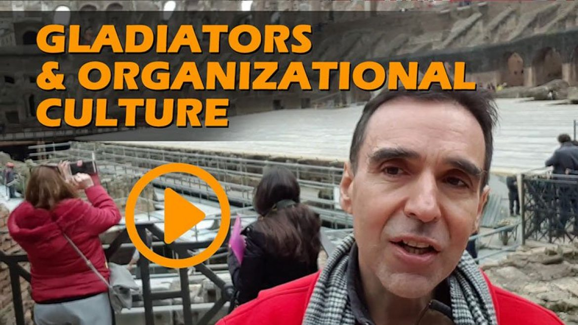 Knight's of Transformation: Gladiators and your Organizational Culture!
